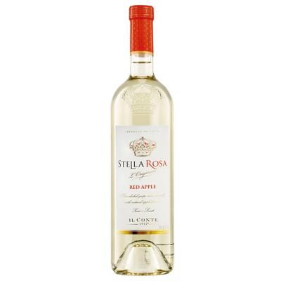 Stella Rosa Red Apple White Wine - 750ml Bottle
