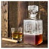 Cathy's Concepts Personalized Glass Decanter A-Z - image 3 of 4