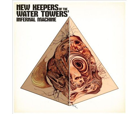 New keepers of the w - Infernal machine (Vinyl) - image 1 of 1