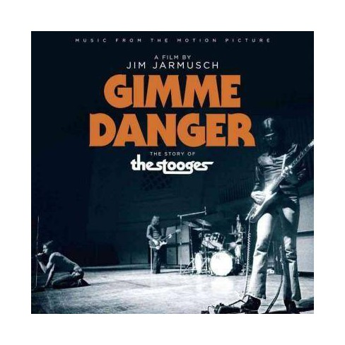 Various Artists - Gimme Danger (CD) - image 1 of 1