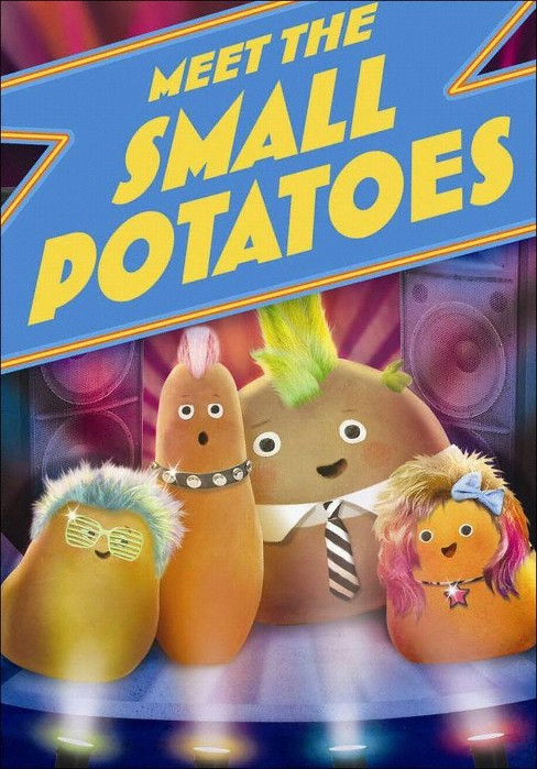Meet the small potatoes (DVD) - image 1 of 1