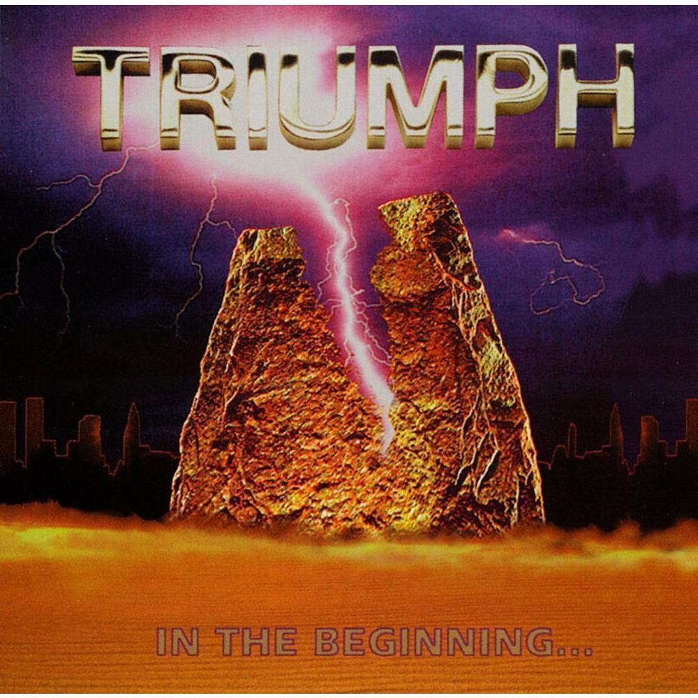 Triumph - In The Beginning (CD)
