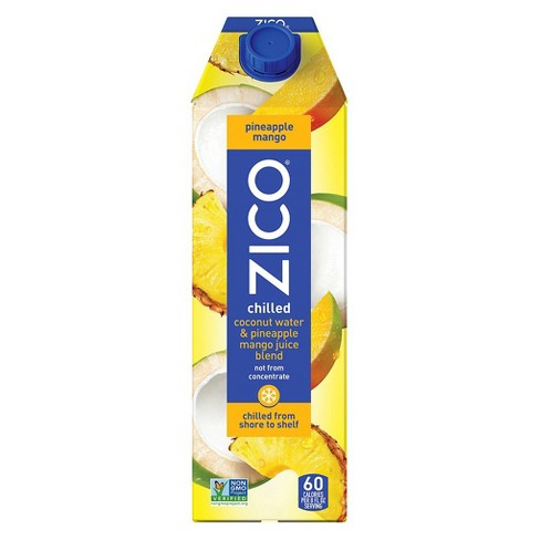 Zico Coconut Water and Pineapple Mango Juice Blend - 1.5L - image 1 of 1