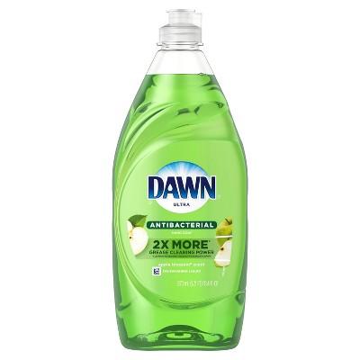 Dish Soap: Dawn Antibacterial