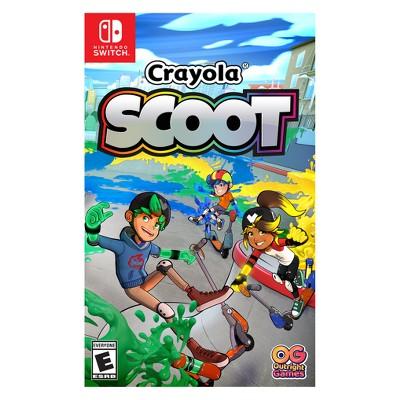 Crayola Scoot - Nintendo Switch