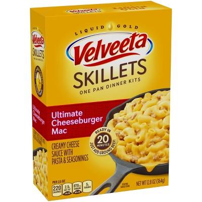 Velveeta Cheesy Skillets
