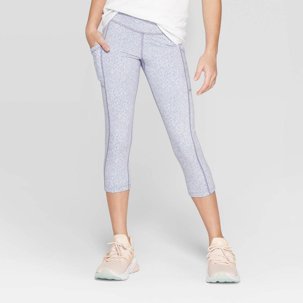 C9 Champion Girls Premium Capri Leggings