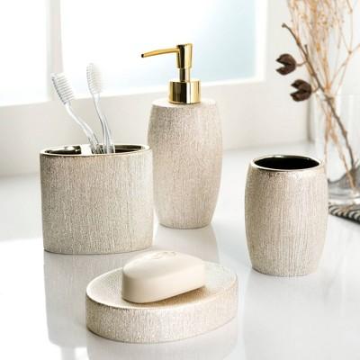 Shimmer Set Bath Collection Allure, Bathroom Collection Set