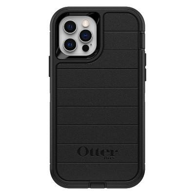 OtterBox Apple iPhone 12/iPhone 12 Pro Defender Series Pro Case -  Black