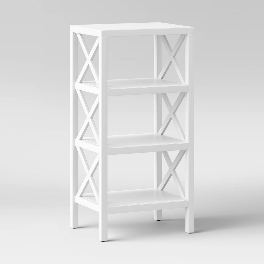 Owings Tower White - Threshold was $99.99 now $49.99 (50.0% off)