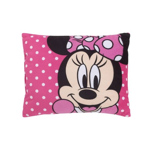 631eb35b5c1 Mickey Mouse & Friends Minnie Mouse Toddler Bed Pillow : Target