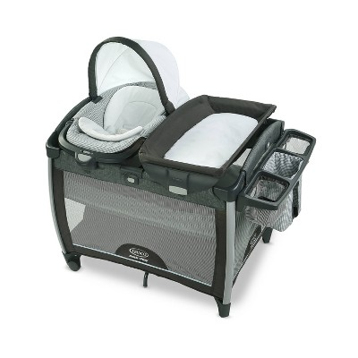 Graco Pack 'n Play Rock 'N Grow Playard - Orson