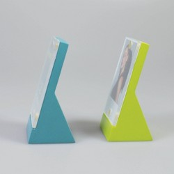 heyday™ Instax Magnetic Photo Stand 2pk - Blue/Green