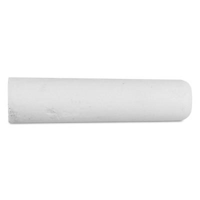 """Dixon Railroad Crayon Chalk 4"""" x 1"""" White 72/Box 88819"""