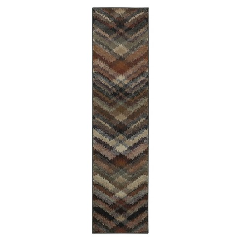 Staggered Chevron Area Rug - image 1 of 1