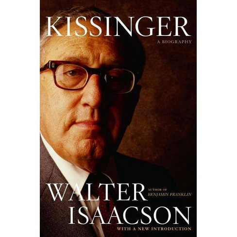 Kissinger - by  Walter Isaacson (Paperback) - image 1 of 1
