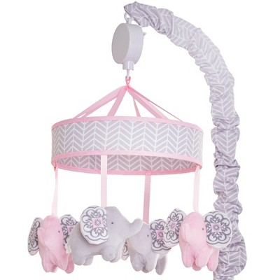 Wendy Bellissimo Elodie Mobile - Pink