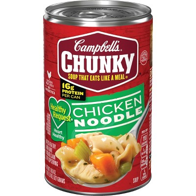 Campbell's Chunky Healthy Request