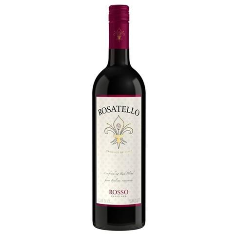 Rosatello Red Blend Wine - 750ml Bottle - image 1 of 3