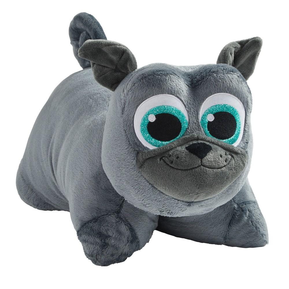 Image of Disney Junior Puppy Dog Pals Bingo 16 Pillow Pet Gray