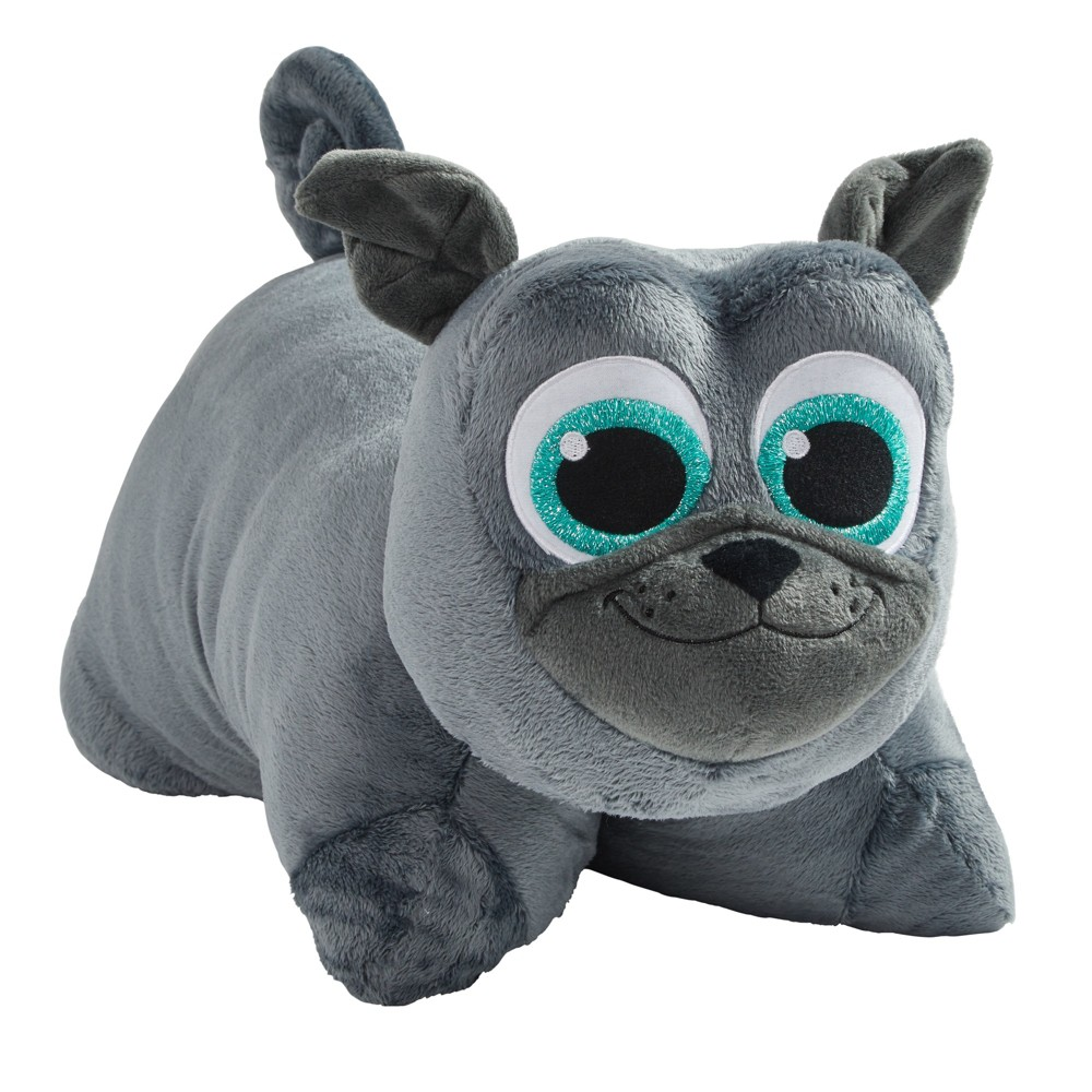 "Image of ""Disney Junior Puppy Dog Pals Bingo 16"""" Pillow Pet Gray"""