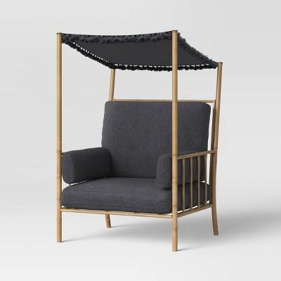 Calla Canopy Patio Accent Chair - Opalhouse™