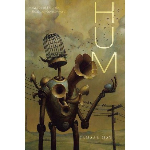 Hum - by  Jamaal May (Paperback) - image 1 of 1