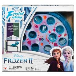Disney Frozen 2 Frosted Fishing Board Game, Kids Unisex