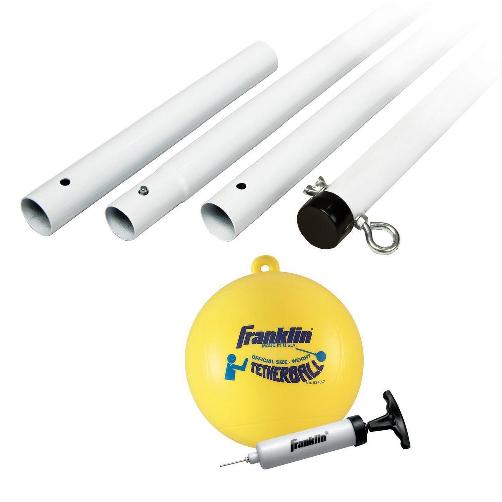 Image of Franklin Sports Recreational Tetherball Set