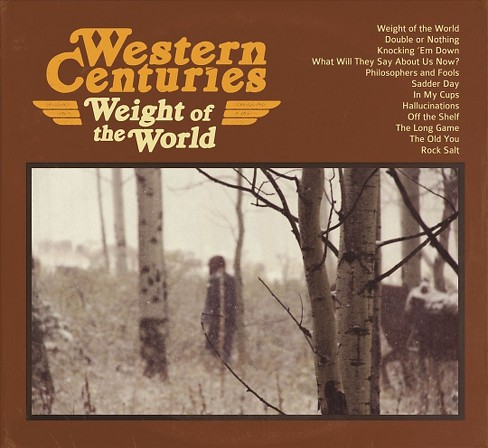 Western centuries - Weight of the world (CD) - image 1 of 1