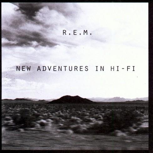 R.E.M. - New Adventures in Hi-Fi (CD) - image 1 of 3