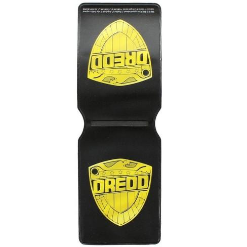 Nerd Block Judge Dredd Badge Card Holder Nerd Block Exclusive