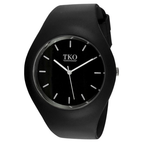 TKO® Candy II Rubber Strap Watch - image 1 of 2