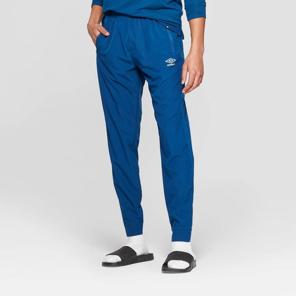 Umbro Men's Training Pants - Poseidon Blue S