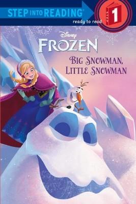 Big Snowman, Little Snowman  (Disney Frozen)(Paperback) by Tish Rabe