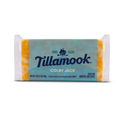 Tillamook Colby Jack Cheese Loaf - 16oz - image 1 of 4