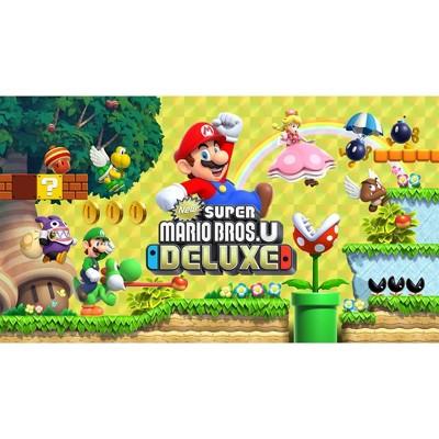 New Super Mario Bros U Deluxe Nintendo Switch Digital Target