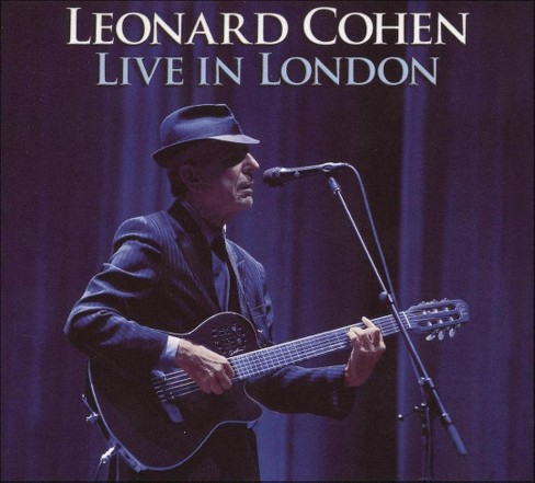 Leonard cohen - Live in london (CD) - image 1 of 1