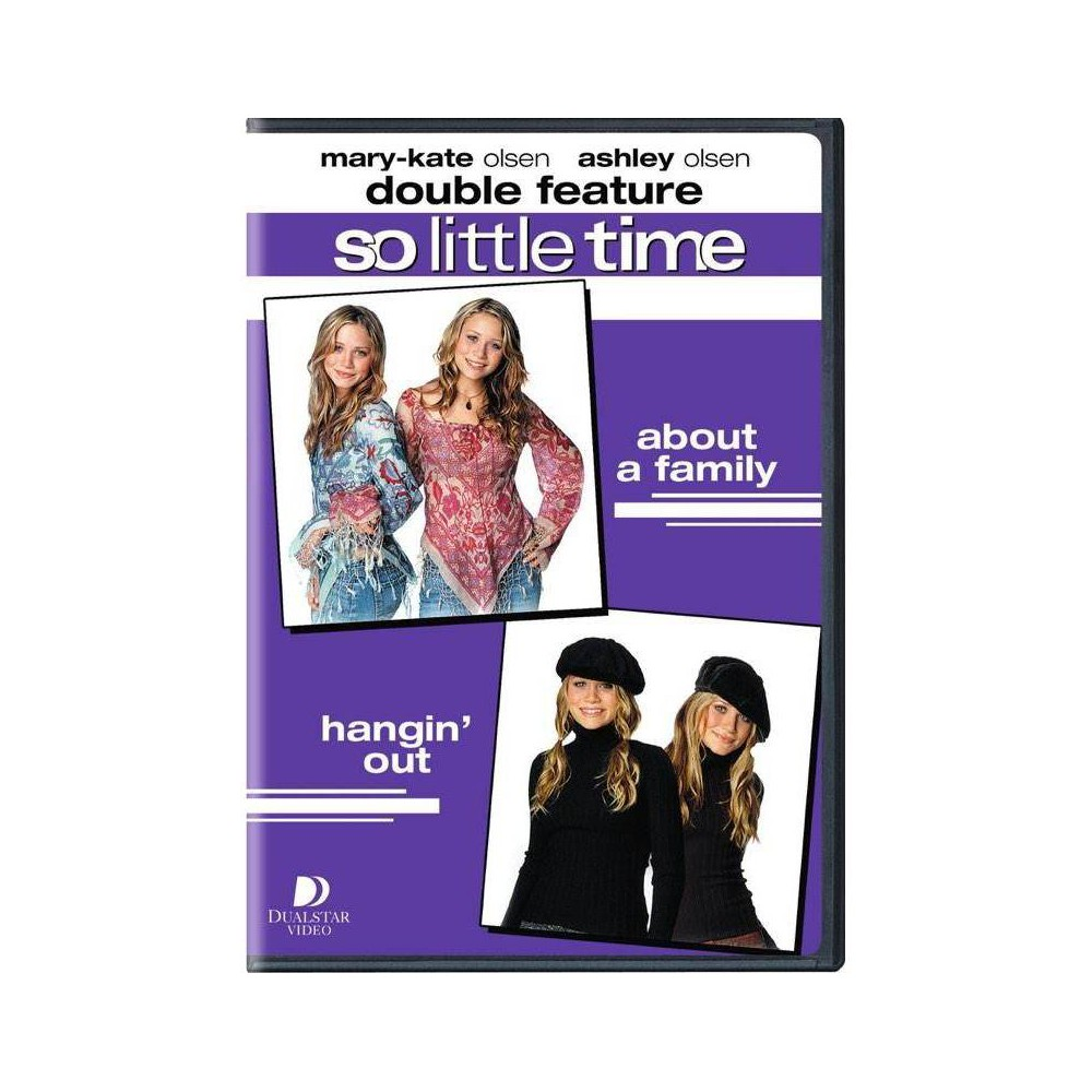 Mary Kate & Ashley So Little Time Volume 2: About A Family / Hanging Out (Dvd) Mary Kate & Ashley So Little Time Volume 2: About A Family / Hanging Out (Dvd)