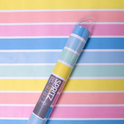 Striped Sherbert Wrapping Paper - Spritz™