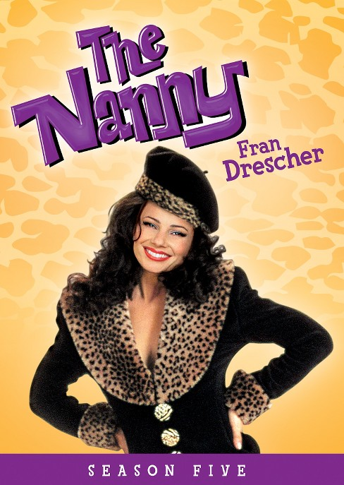 Nanny:Season five (DVD) - image 1 of 1