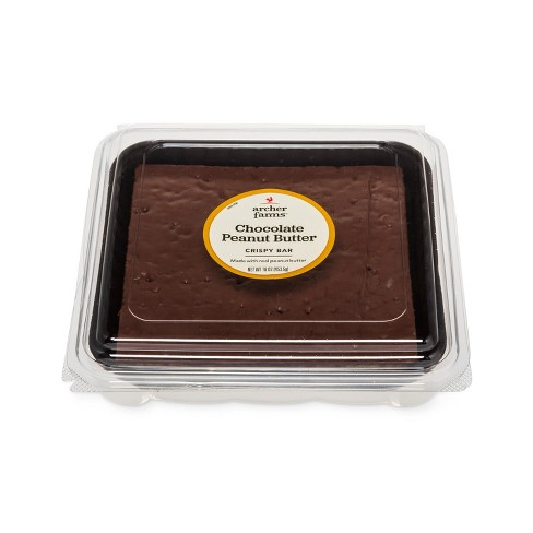 Chocolate Peanut Butter Crispy Bar - 16oz - Market Pantry™ - image 1 of 1
