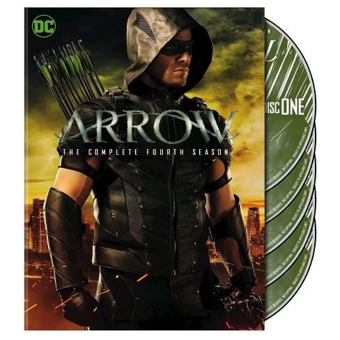 Arrow - Season 4 (DVD) - image 1 of 1