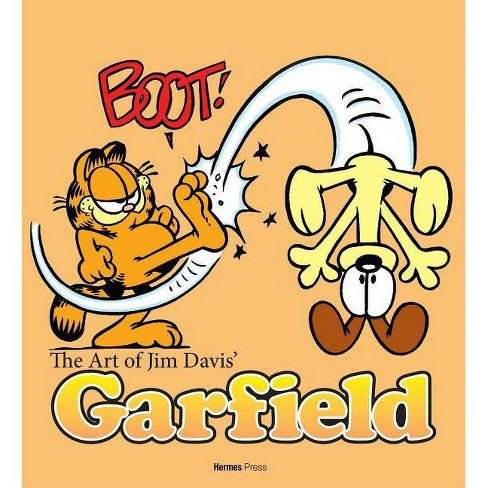 The Art of Jim Davis' Garfield - by  Jim Davis & R C Harvey (Hardcover) - image 1 of 1