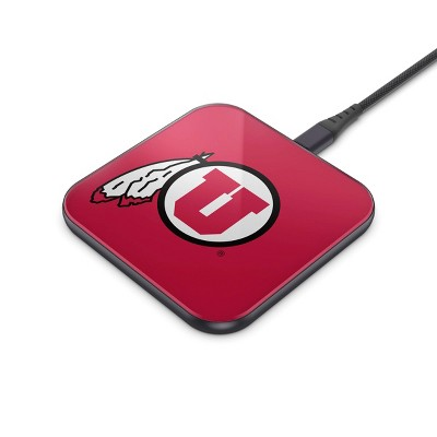 NCAA Utah Utes Wireless 10W Charging Pad
