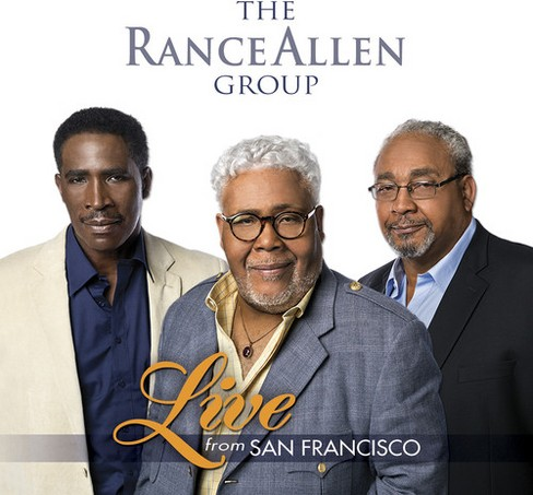 Rance Allen Group - Rance Allen Group:Live From San Franc (CD) - image 1 of 1