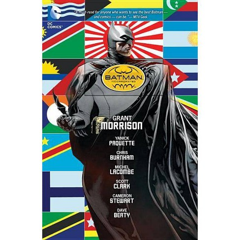 Batman Incorporated - by  Grant Morrison (Paperback) - image 1 of 1