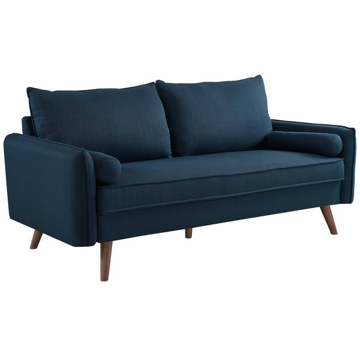 Revive Upholstered Fabric Sofa - Modway - image 1 of 8