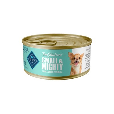 Blue Buffalo True Solutions Small & Mighty Small Breed Wet Dog Food - 5.5oz