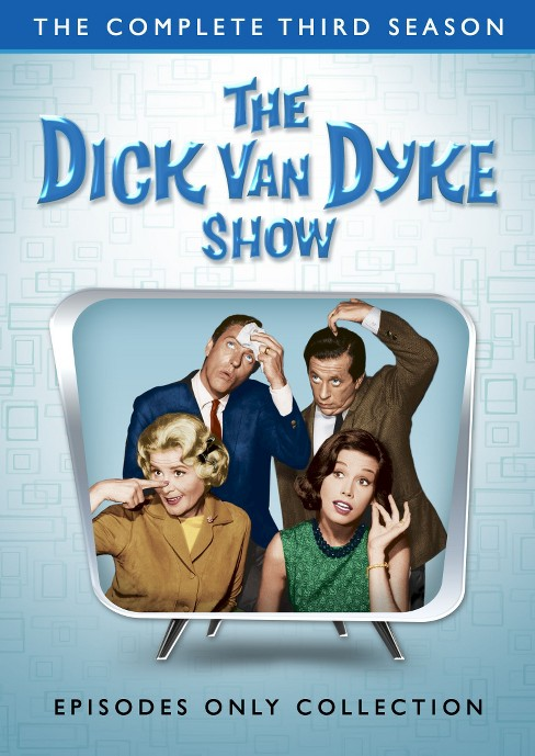 Dick van dyke show:Complete third ssn (DVD) - image 1 of 1